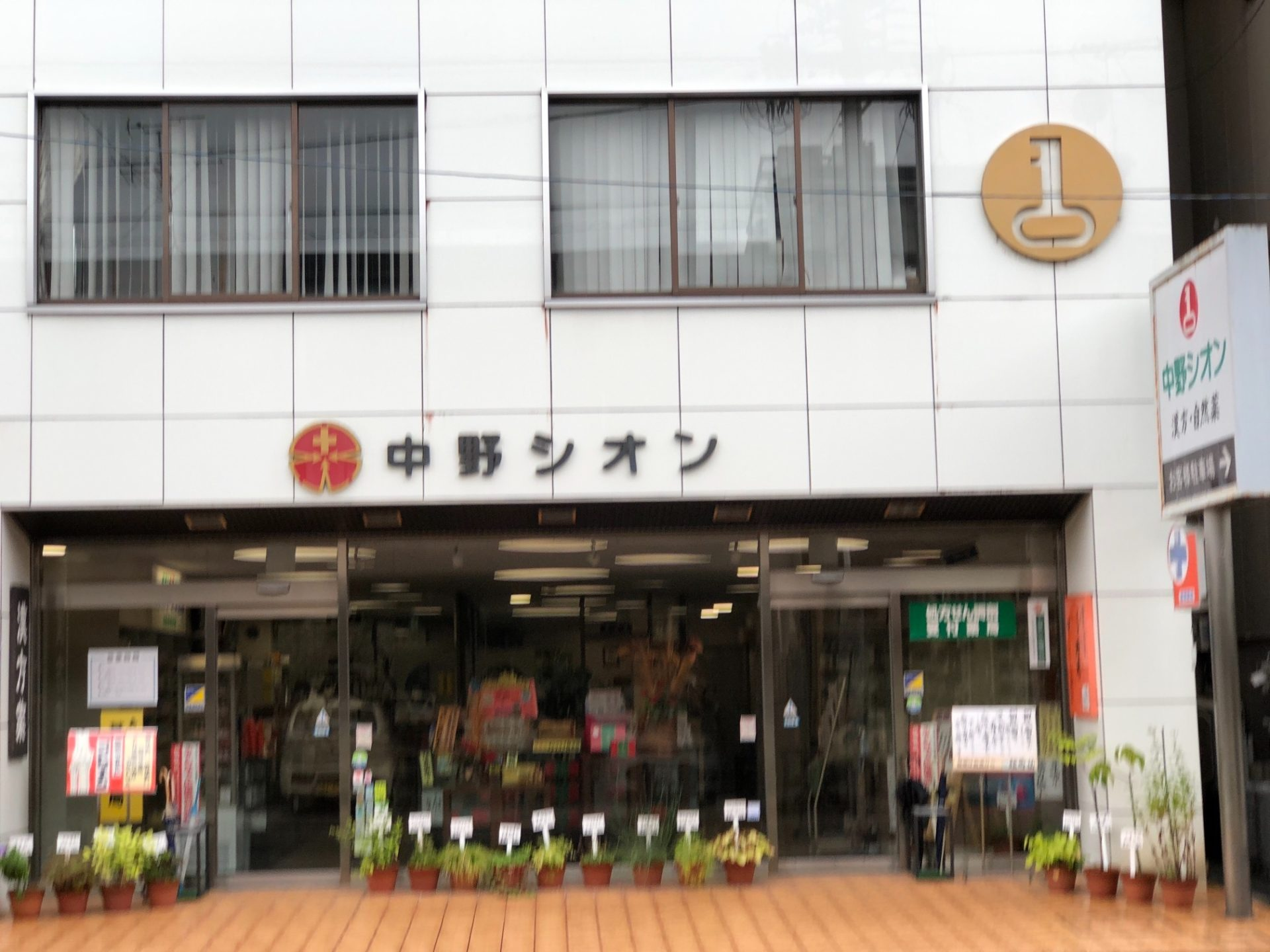 中野シオン