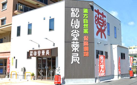 松仙堂薬局 本店